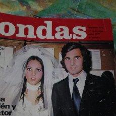 Cine: ONDAS ANA BELEN Y MARISOL. Lote 147619584