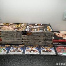 Cine: LOTE DE 54 REVISTAS FOTOGRAMAS + 22 SUPLEMENTOS + 3 ESPECIALES + 6 CDS. (ENVÍO 12,39€). Lote 144284970