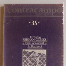 Cinéma: CONTRACAMPO. NÚM. 35 PRIMAVERA 1984.. Lote 148009558