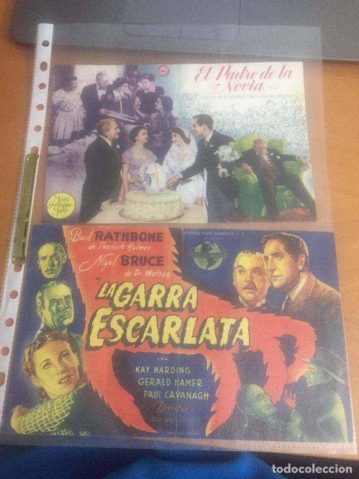 PROGRAMA DE CINE AÑO 1946 (Cine - Revistas - Papeles de cine)