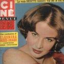Cine: CINÉ REVUE Nº 34 - 23 AGOSTO 1957 - BRIGITTE BARDOT. Lote 148169846