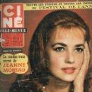 Cine: CINÉ TELE REVUE Nº 20 - 15 MAYO 1959. Lote 148171838