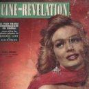 Cine: CINÉ RÉVÉLATION Nº 219 - 15 MAYO 1959. Lote 148172118