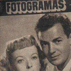 Cine: FOTOGRAMAS Nº 65 - 15 JULIO 1949. Lote 148173474