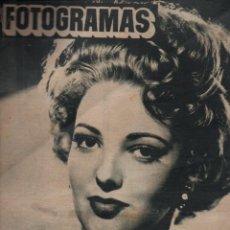 Cine: FOTOGRAMAS Nº 80 - 17 FEBRERO 1950 . Lote 148174102