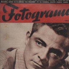 Cine: FOTOGRAMAS Nº 39 - 15 JUNIO 1948. Lote 148174542