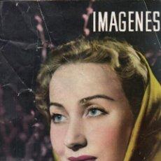 Cine: IMÁGENES Nº 9 - ABRIL 1952. Lote 148175010
