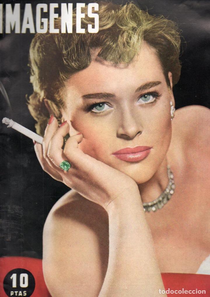 IMÁGENES Nº 22 - JUNIO 1953 (Cine - Revistas - Otros)