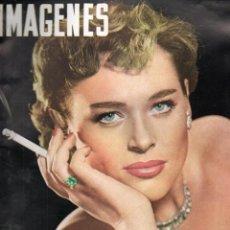 Cine: IMÁGENES Nº 22 - JUNIO 1953. Lote 148175086