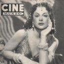 Cine: CINE MUNDO Nº20 - 20 JULIO 1952. Lote 148175234