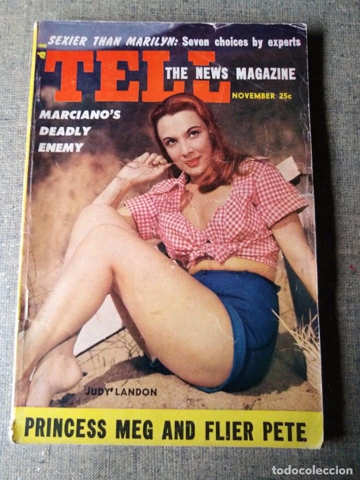 MARILYN MONROE TELL 1953 (Cine - Revistas - Otros)