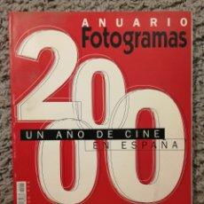 Cine: FOTOGRAMAS Nº 2000 (EXTRA). Lote 148357761