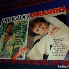 Cine: DIRIGIDO POR... NºS 53 124 125 144. AÑOS 1978 A 1987. 125 A 400 PTS. BUEN PRECIO.. Lote 11258225