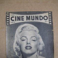 Cinema: LOTE DE REVISTAS DE CINE LAS DE LA FOTO. Lote 148910482