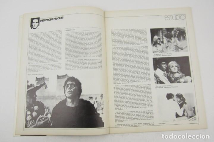Cine: Revista Dirigido por... Pier Paolo Pasolini, núm. 28, 1975, diciembre - noviembre. 30x22cm - Foto 2 - 149023522