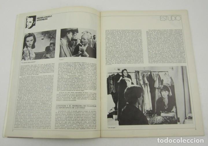 Cine: Revista Dirigido por... Michelangelo Antonioni, núm. 27, 1975, octubre. 30x22cm - Foto 2 - 149029838