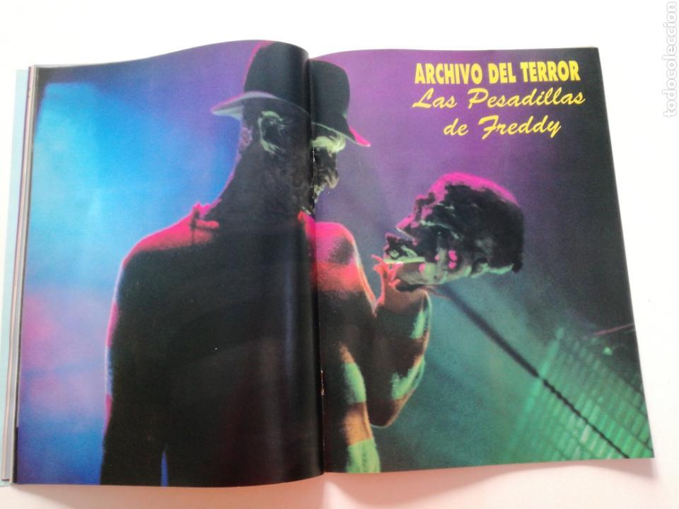 Cine: FANGORIA Nº 16 y 17 - 1992 // EL EJERCITO DE LAS TINIEBLAS SAM RAIMI EVIL DEAD 3 GORE TERROR DRACULA - Foto 16 - 149075758