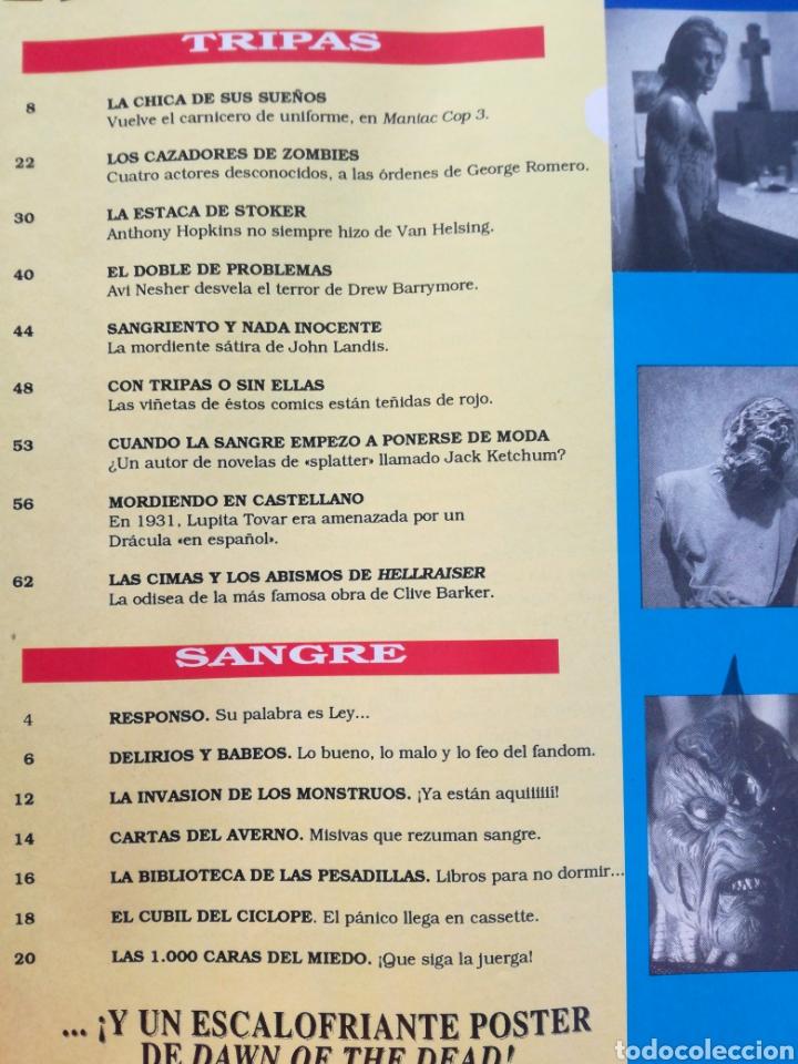 Cine: FANGORIA Nº 16 y 17 - 1992 // EL EJERCITO DE LAS TINIEBLAS SAM RAIMI EVIL DEAD 3 GORE TERROR DRACULA - Foto 4 - 149075758