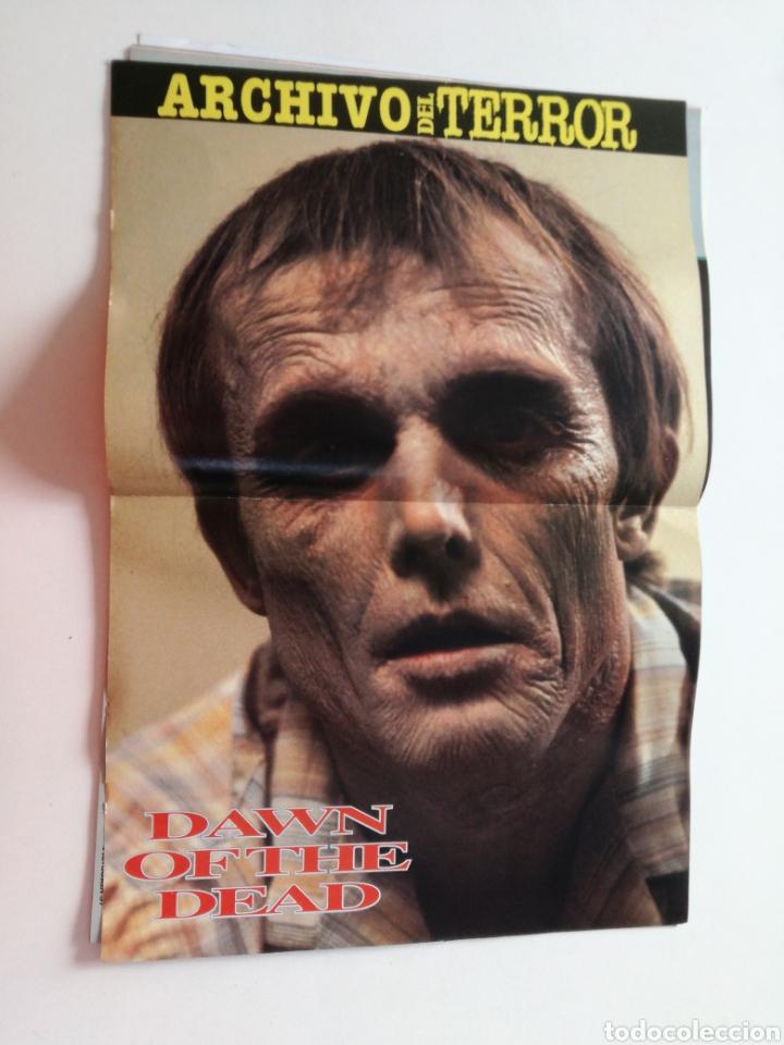 Cine: FANGORIA Nº 16 y 17 - 1992 // EL EJERCITO DE LAS TINIEBLAS SAM RAIMI EVIL DEAD 3 GORE TERROR DRACULA - Foto 5 - 149075758