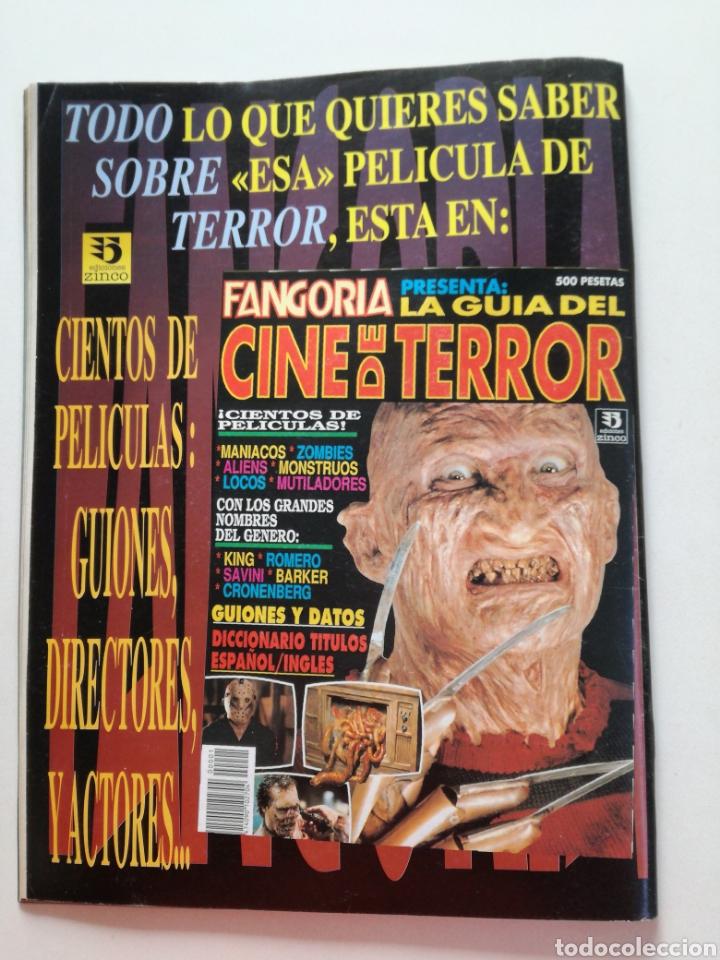 Cine: FANGORIA Nº 16 y 17 - 1992 // EL EJERCITO DE LAS TINIEBLAS SAM RAIMI EVIL DEAD 3 GORE TERROR DRACULA - Foto 21 - 149075758