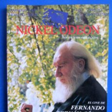Cine: REVISTA NICKEL ODEON FERNANDO FERNAN GOMEZ. NUMERO 9 INVIERNO 1997. Lote 149218074