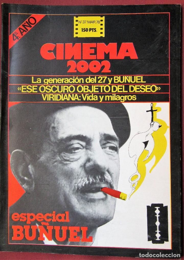 CINEMA 2002 NÚMERO 37 (Cine - Revistas - Cinema)