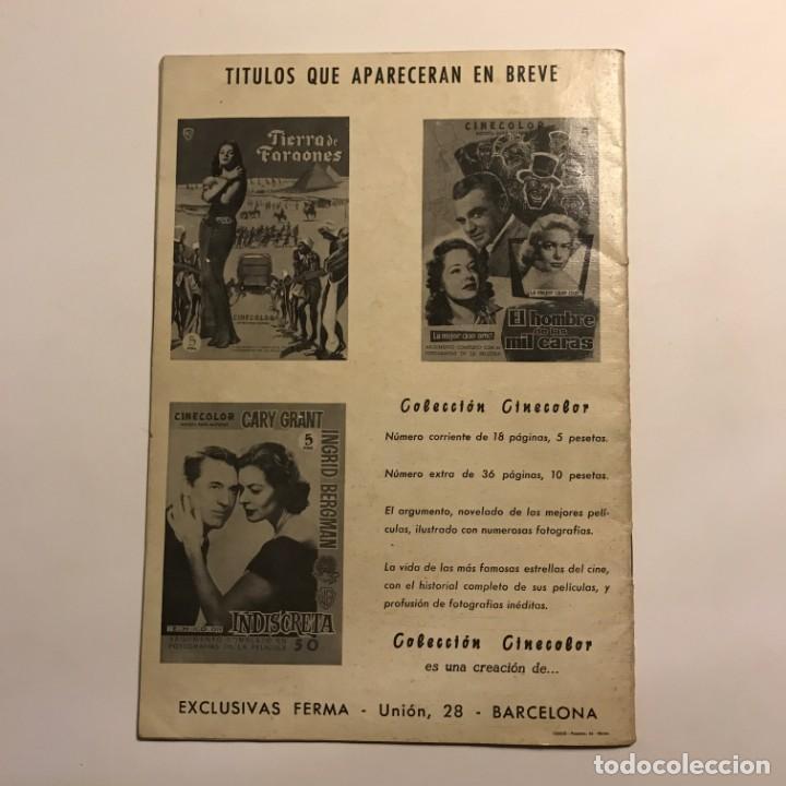 Cine: 1958 James Dean. Revista monográfica. Su vida, sus amores, sus películas, su muerte. 32 páginas - Foto 4 - 149280410