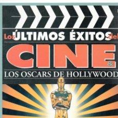 Cine: LOS ÚLTIMOS ÉXITOS DEL CINE & LOS OSCARS DE HOLLYWOOD NÚM 1. Lote 149721298