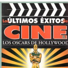Cine: LOS ÚLTIMOS ÉXITOS DEL CINE & LOS OSCARS DE HOLLYWOOD NÚM 2. Lote 149721590