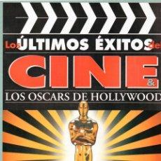 Cine: LOS ÚLTIMOS ÉXITOS DEL CINE & LOS OSCARS DE HOLLYWOOD NÚM 8. Lote 149722714