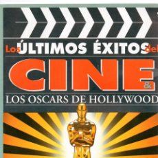 Cine: LOS ÚLTIMOS ÉXITOS DEL CINE & LOS OSCARS DE HOLLYWOOD NÚM 9. Lote 149722854