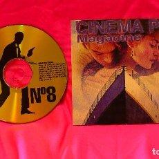 Cine: CD, DE CINEMA PC Nº 8 MAGACINE. Lote 150192362