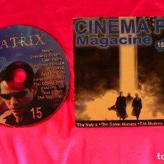 Cine: CD, DE CINEMA PC, NUMERO 15, MAGACINE. Lote 150193958