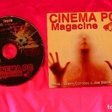 Cine: CD, DE CINEMA PC, NUMERO 14, MAGACINE. Lote 150194042
