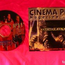 Cine: CD, DE CINEMA PC, NUMERO 11, MAGACINE. Lote 150194194