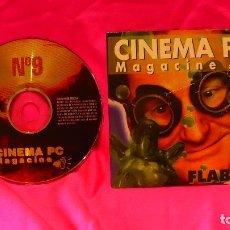 Cine: CD, DE CINEMA PC, NUMERO 9, MAGACINE. Lote 150194406