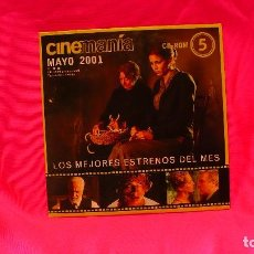 Cine: CD-ROM, NUMERO 5, MAYO DEL 2001.. Lote 150197686