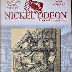 Cine: REVISTA NICKEL ODEON LA DIRECCION ARTISTICA. Lote 150597034