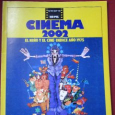 Cine: CINEMA 2002 NÚMERO 55. Lote 150698498