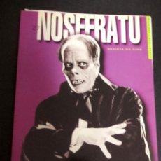 Cine: NOSFERATU REVISTA DE CINE MARZO 1998 . Lote 151193650