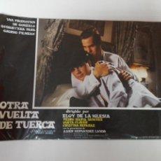 Cine: LOTE 12 FOTOGRAMAS-OTRA VUELTA DE TUERCA-ELOY DE LA IGLESIA-NUEVOS-VER FOTOS. Lote 223085586