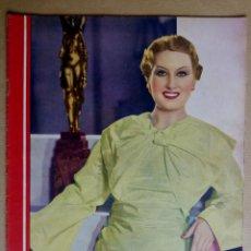 Cine: LINA YEGROS. REVISTA CINEGRAMAS. AÑO 1936. Lote 151380950