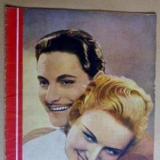 Cine: MADELEINE CARROLL Y ROBERT DONAT . REVISTA CINEGRAMAS. AÑO 1936. Lote 151381198