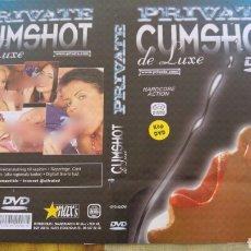 Cine: CARÁTULA ERÓTICA DVD PRIVATE. Lote 151391668