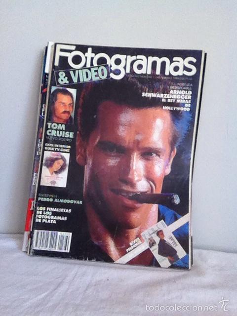 FOTOGRAMAS N 1760 FEBRERO 1990 (Cine - Revistas - Fotogramas)