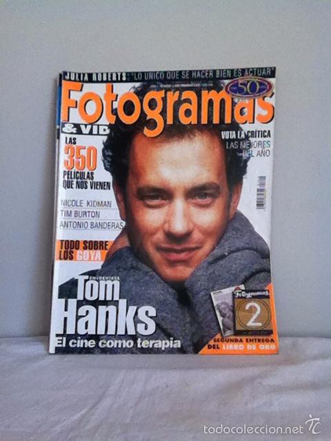 FOTOGRAMAS N 1840. FEBRERO 1997 (Cine - Revistas - Fotogramas)