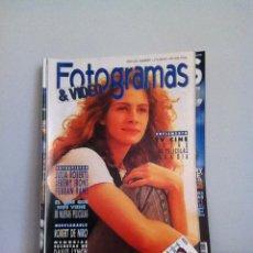 Cinema: FOTOGRAMAS N 1774. MAYO 1991. Lote 151415857