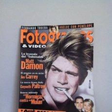 Cine: FOTOGRAMAS N 1861 NOVIEMBRE 1998. Lote 151416117