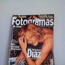 Cine: FOTOGRAMAS N 1863. ENERO 1999. Lote 151417892