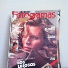 Cine: FOTOGRAMAS 1758 DICIEMBRE 1989. Lote 151419117